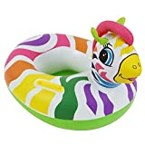 YHYZ Schwimmringe Kinder aufblasbare Verdickung komfortabler Umweltschutz sicher niedlichen Tiersitz...