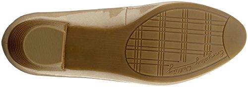 Softline 22360, Scarpe con Tacco Donna Beige (Dune Patent)