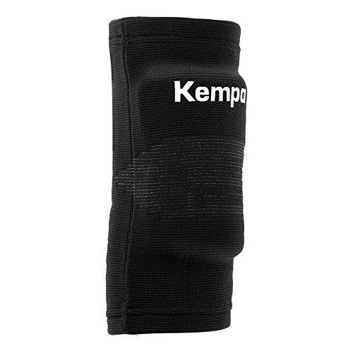 Kempa Kinder Ellbogenbandage gepolstert, schwarz, S, 200650801
