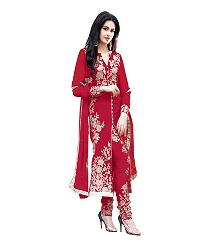 Women's Clothing Semi-Stiched New Arrival Fancy Anarkali Banglori Silk and Soft Net...