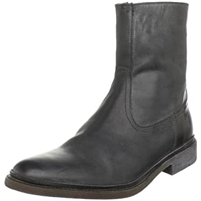 Frye James Inside Zip, Chaussures montantes homme - Noir (Blk), 40 EU (6 UK) (7 US)