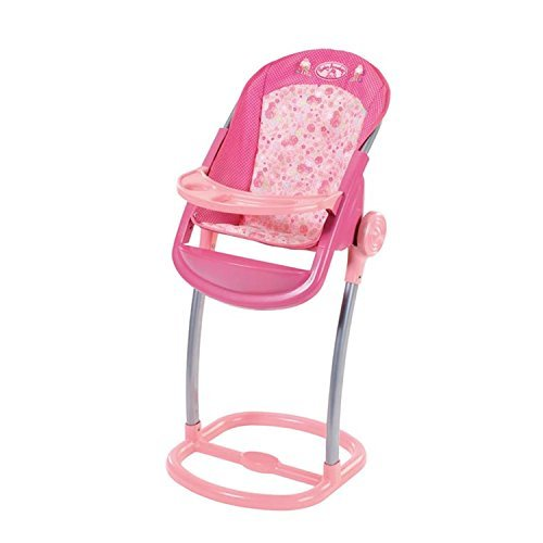 Zapf Creation  Baby Annabell High Chair Toy 417wtVMyriL