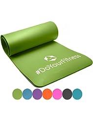 Portable Fitnessmatte »Sharma« / dick und weich, ideal für Pilates, Gymnastik und Yoga, Maße: 183 x 61 x 0,8cm / In vielen Farben erhältlich.