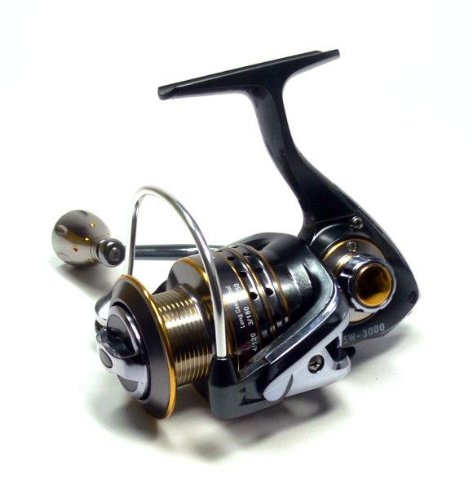 Red Man SW3000 11+1 Ball Bearings Aluminum Spool Saltwater Spinning Reel FR204