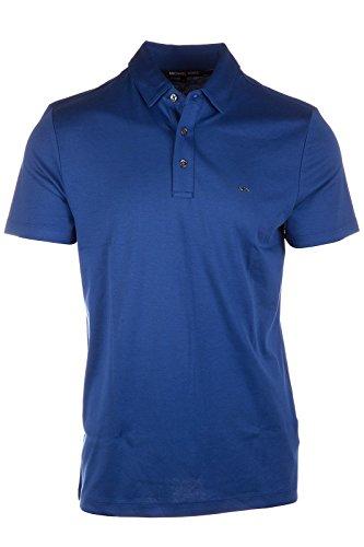Michael Kors polo t-shirt maglia maniche corte uomo blu EU S (UK 36) CS65FGVC93927
