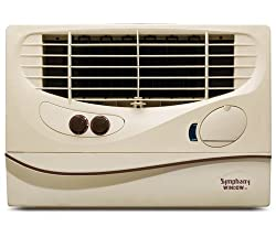 Symphony Window 51-Litre Air Cooler (White)