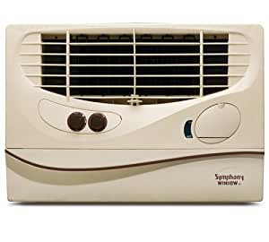 Symphony Window 51-Litre Air Cooler (White)-For Medium room