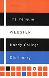 The Penguin Webster Handy College Dictionary: Third Edition (Reference)