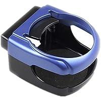 Shuzhen,Support Universel de Support de Bouteille de Boisson de Tasse de dégustation d'air de Camion de Voiture Universelle de Voiture(Color:Bleu)