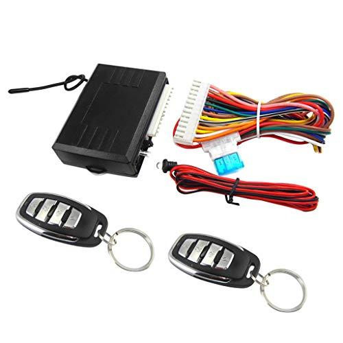 Homyl 5 Stücke Auto Fernbedienung Zentralverriegelung Türschloss Fahrzeug Schlüsselloses Eingangssystem Kits