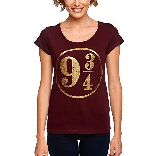HARRY POTTER - T-Shirt 9 3/4 - GIRL (L) : TShirt , ML