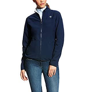 Ariat Morris Womens Reversible Jacket - Navy Heather: Medium