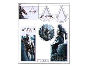 Assassins Creed Ezio Etiqueta Conjunto (de 6 piezas, Multi-Color)