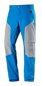 Ziener Herren Zipphose blau 50