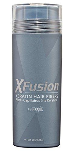 XFusion Fibras capilares 28 g. Gris