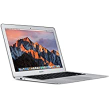 "Apple - MacBook Air 13"" (All-in-One Desktop PC, 1.6 GHz, 128 SSD, 8 GB RAM, Intel), plata"