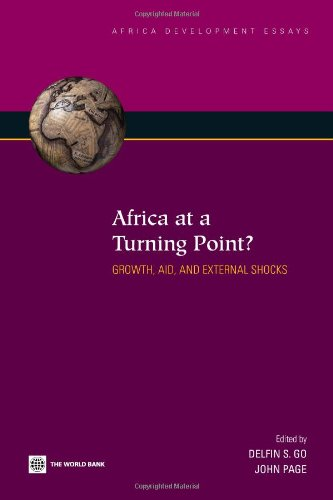 Africa at a turning point?: growth, aid, and external shocks (World Bank Development Essays)