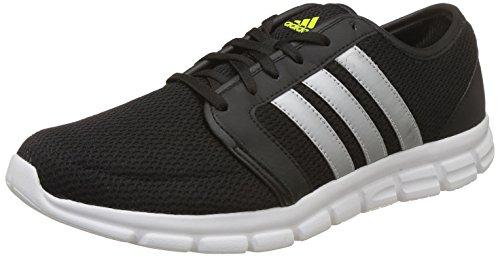 eae270d6159 Adidas Men s Marlin 6.0 M Cblack Silvmt Syello Running Shoes - 8 UK