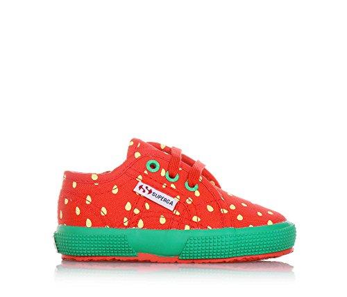 Chaussures Le Superga - 2750-fantasy Cotb - Enfants Strawberry Red