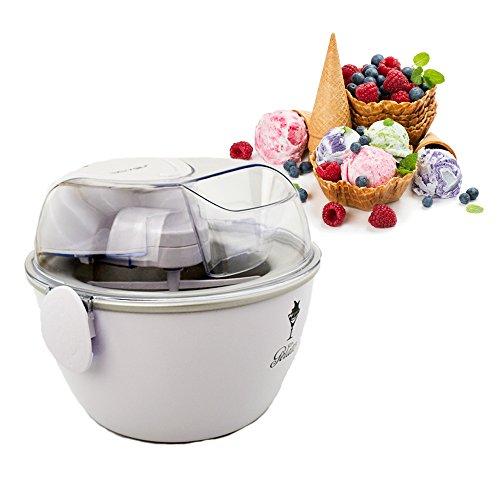 Eismaschine 1Liter Neu WAVES ice cream