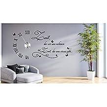 Suchergebnis auf Amazon.de für: Wohnzimmer Wanduhren