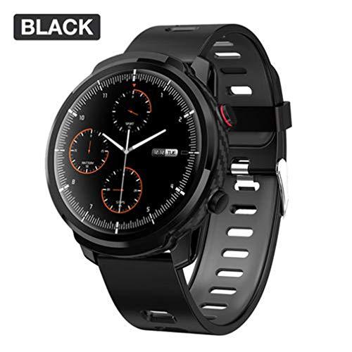 yangguifengji SENBONO S10 Smart Watch Fitness Tracker Bracciale con frequenza cardiaca e Pressione sanguigna, monitoraggio del Sonno, Impermeabile IP67, per Uomini e Donne, Nero
