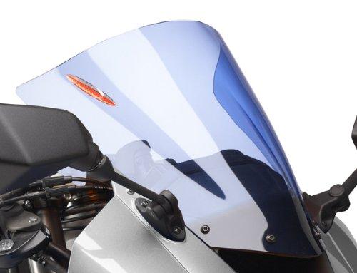 BMW K1200S 04-08/K1300S 09-13 (pas d'écran Graphic Air)/Bleu électrique