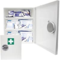 Verbandsschrank - Erste Hilfe Schrank - Kasten DIN 13157 inkl. Füllung preisvergleich bei billige-tabletten.eu