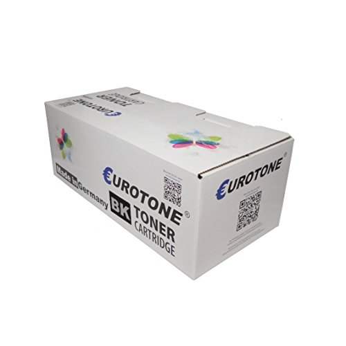 Preisvergleich Produktbild 1x Eurotone Toner für Utax CD1315 ersetzt 611310010 Schwarz Black Kartusche Cartridge Patrone
