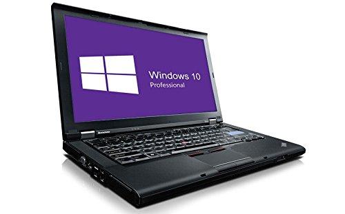 Lenovo ThinkPad T410 Notebook | 14,1 Zoll | Intel Core i5-520M @ 2,4 GHz | 4GB DDR3 RAM | 160GB HDD | DVD-Brenner | Windows 10 Pro vorinstalliert (Zertifiziert und Generalüberholt) - 3