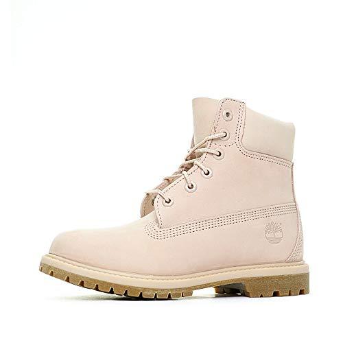Timberland Damen Stiefel, Rosa, Pink - Rosa - Größe: 38 EU - Rosa Timberland Boots Frauen
