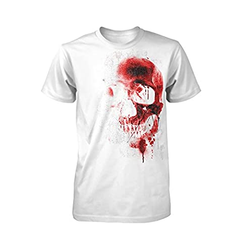 Art Worx Red Shadow Skull T-Shirt XL