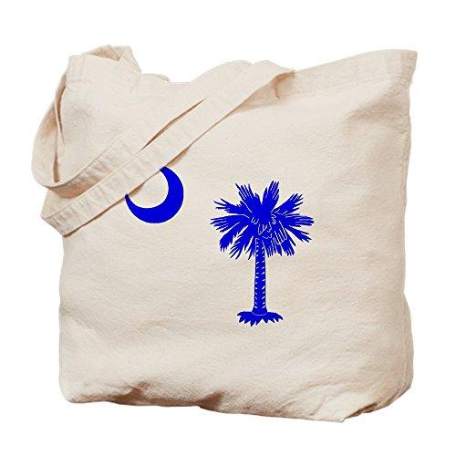 CafePress'einzigartige Design und Zwergpalme Crescent SC-Standard Tote Bag