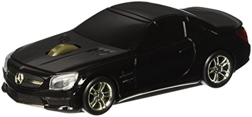 mercedes-benz-sl63-amg-wireless-car-mouse-black