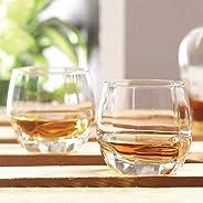 Ocean Charisma Liqueur & Spirits Glass, Pack of 3 Clear, 340 ml, B171