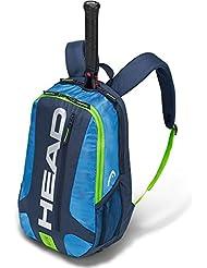 HEAD Elite Rucksack Tennisschläger Tasche, Unisex, Elite Backpack