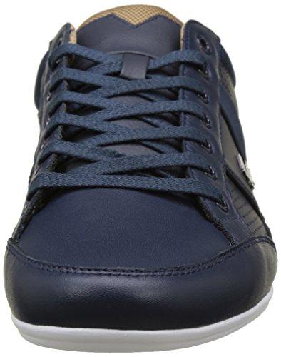 Lacoste Chaymon 117 1 Cam Nvy, Basses Homme Bleu (Nvy)