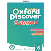 Oxford Discover Science: Level 6: Teacher Guide with Online Practice & Cpt Pack