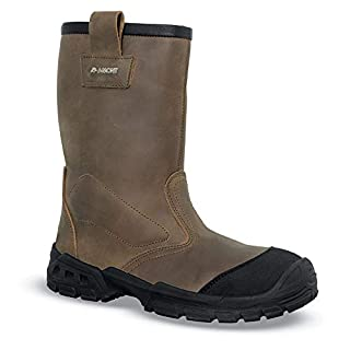 Aimont Sherpa Leather Insulated Rigger Boot (9 UK)