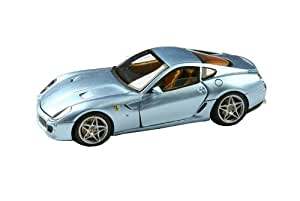 RACING 43 DG 1/43 Ferrari 599GTB Fiorano (Silver Blue) (japan import)