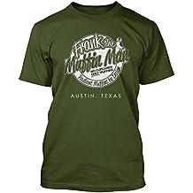 FRANK ZAPPA inspired MUFFIN MAN T-shirt, Herren