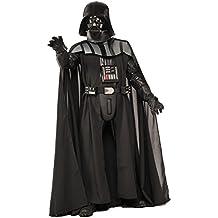 Rubíes 3909877 - Suprema Edición Darth Vader Adulto, XL, negro