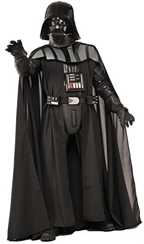 (Rubie?s Authentic Darth Vader Fancy Dress Costume Standard)