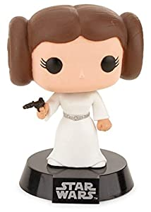 FunKo POP! Bobble - Star Wars: Princess Leia