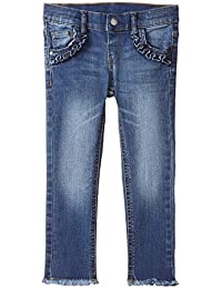 Mothercare Girl's Slim Fit Jeans