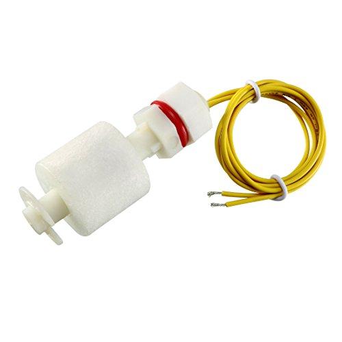 sourcingmap® Fisch Tank Flüssigkeit Wasser Hebel Sensor Vertikal Schwimmerschalter 22mm x 24mm