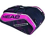 HEAD Tour Team 12R Monstercombi Schlägertasche Blau 68 x 40 x 20 cm
