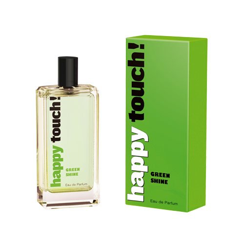 Happy Touch! Eau de Parfum Vaporisateur Green Shine 50 ml