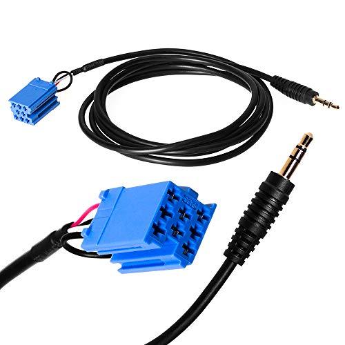 Kabel Stecker Buchse Auto Radio f iPod ()