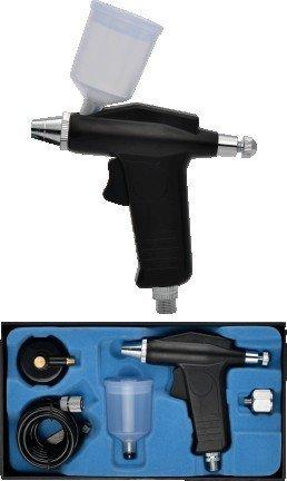 Spray Gun Hobby (Schwarz Freitag Sales Abest Gravity Pistole Trigger Airbrush Set Spray Gun Hobby Sunless Tanning)